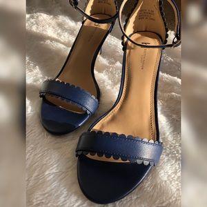 Shoes - Blue Boston Design Studio Shoes